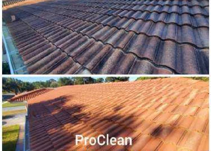 roof cleaning sarasota